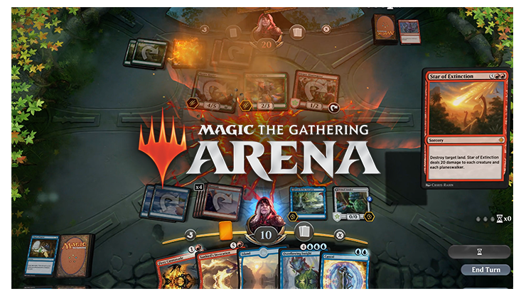 Magic the Gathering: ARENA Beta