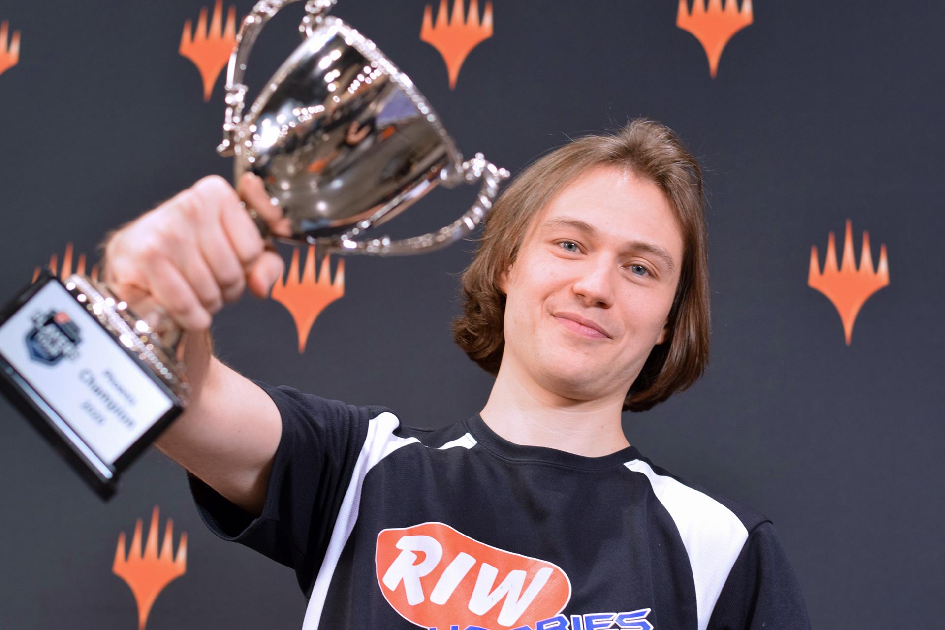 Burkhart Campeão