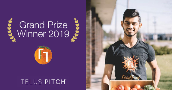 TELUS Pitch - Small Business Grant Contest