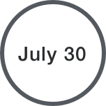 July 30