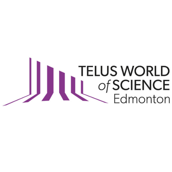 TELUS World of Science Edmonton logo