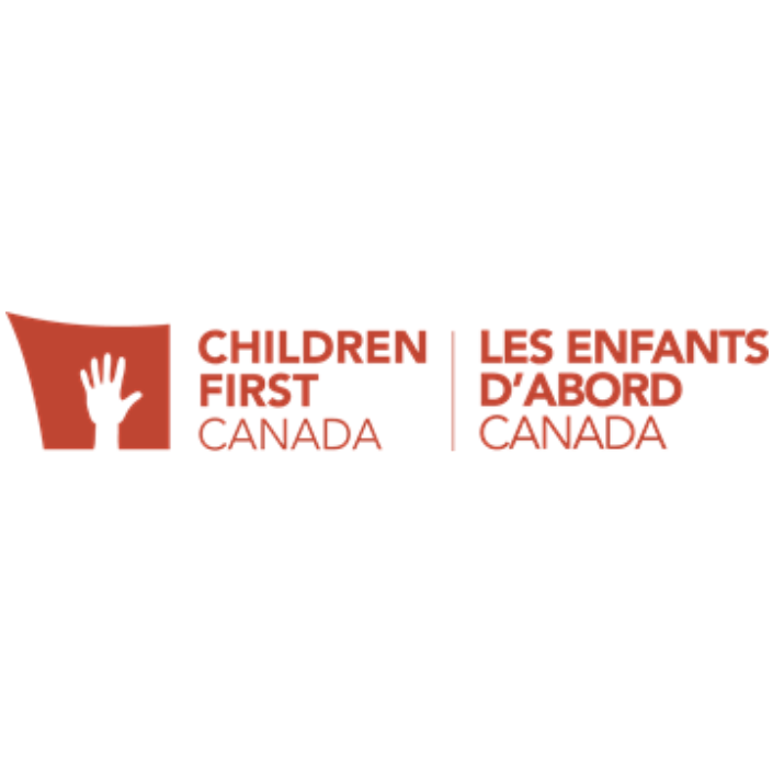 Children First Canada logo