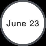 June 23