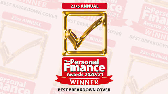 The Personal Finance Awards Winner 2020/21