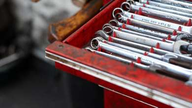 Toolbox of spanners