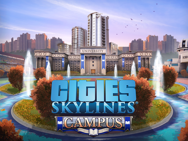 Cities: Skylines - Campus | Paradox Interactive