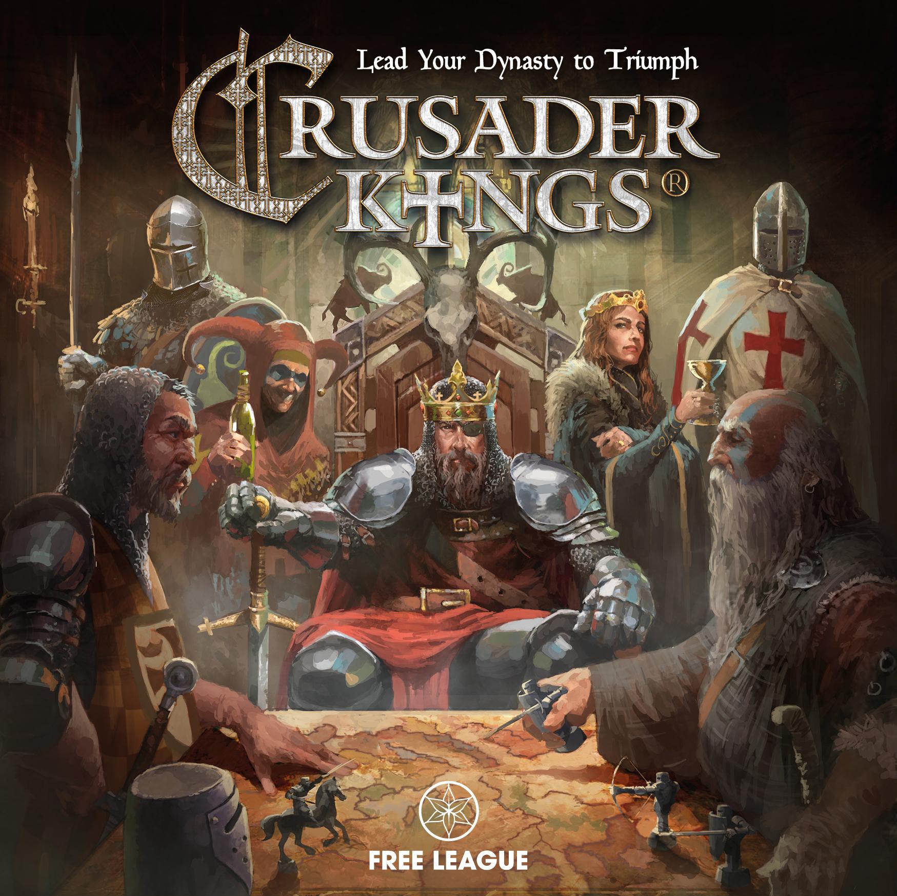 Crusader Kings II: Holy Fury | Paradox Interactive
