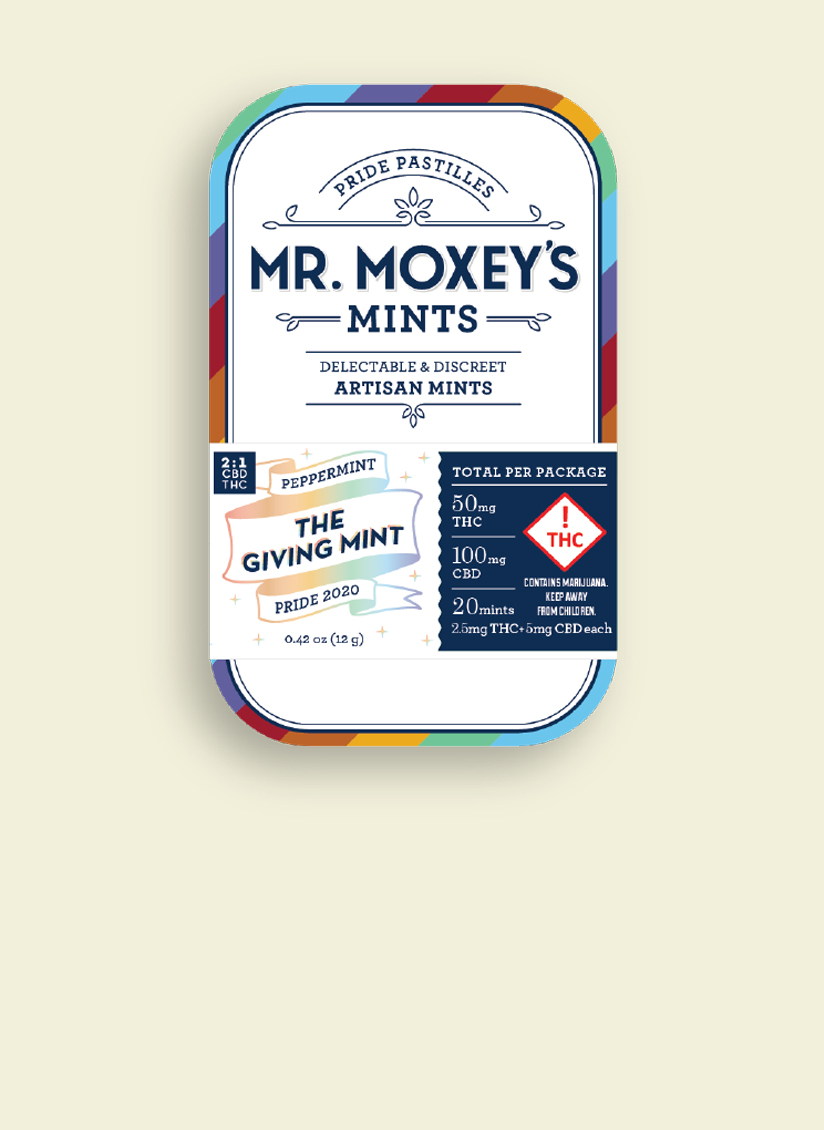 The Giving Mint