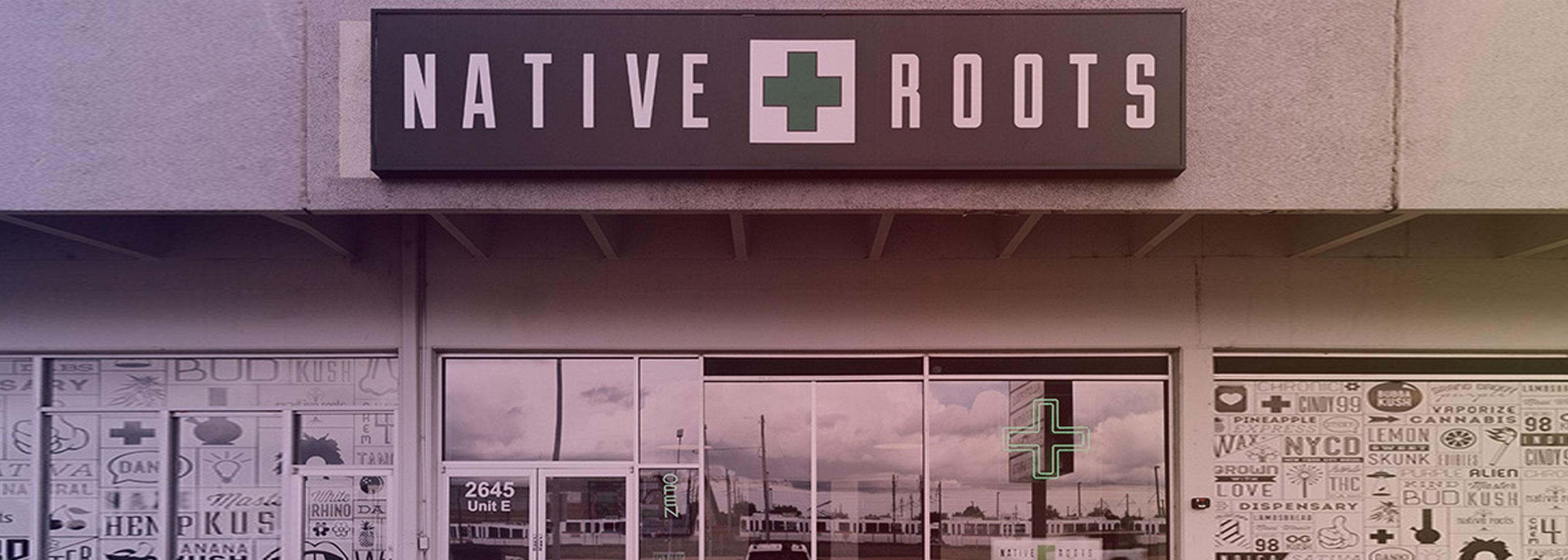Native Roots Santa fe Marijuana Dispensary  location