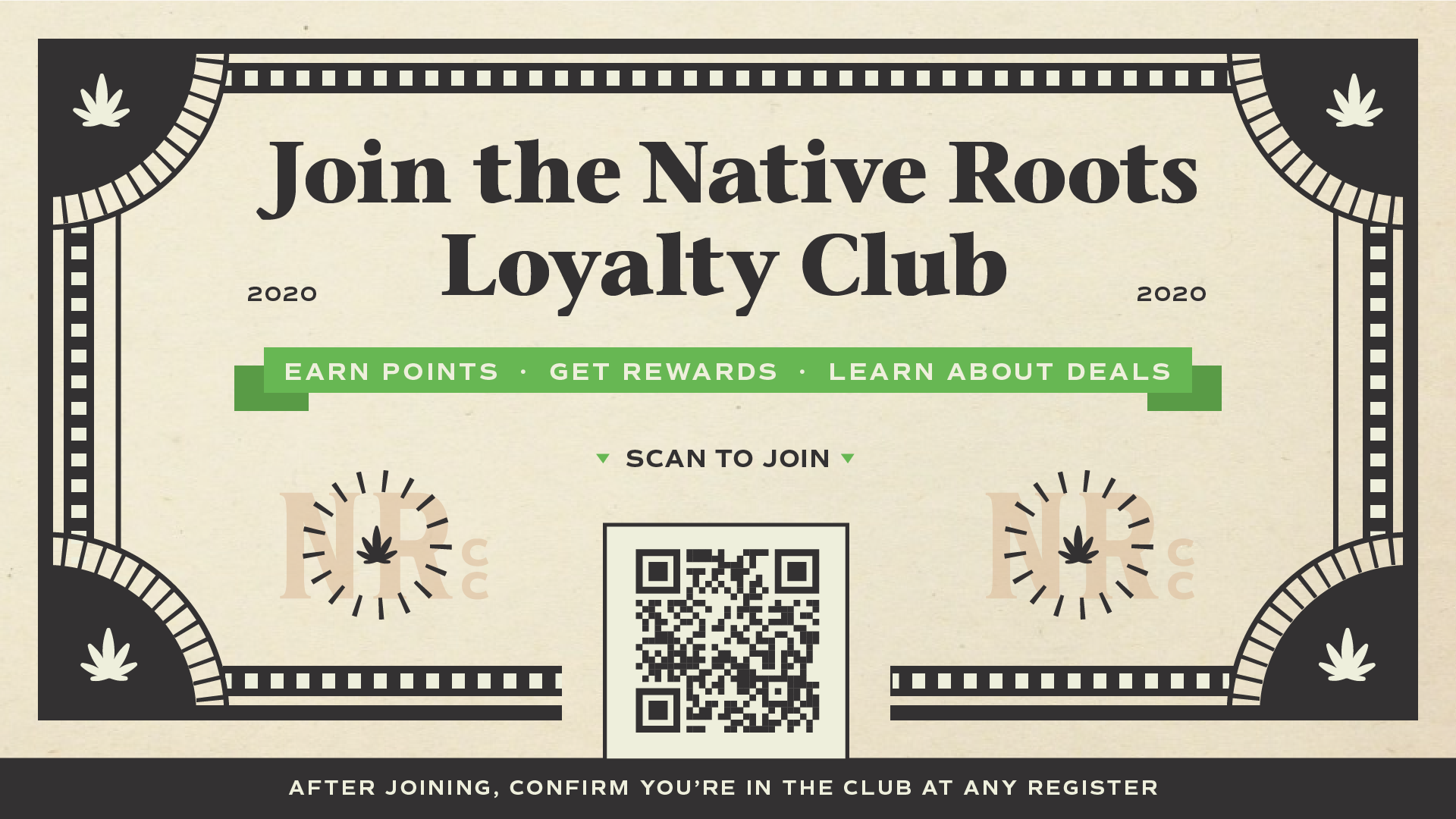 Native Roots Loyalty Club