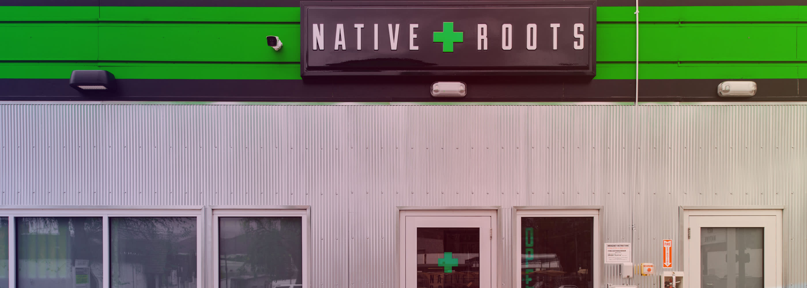 Native Roots Tejon Location -  Medical Marijana Dispensary and Wellness Store