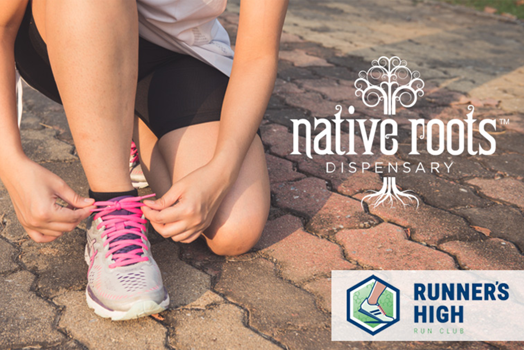 Native Roots Runner's High Club where cannabis and runner enthusiasts unite