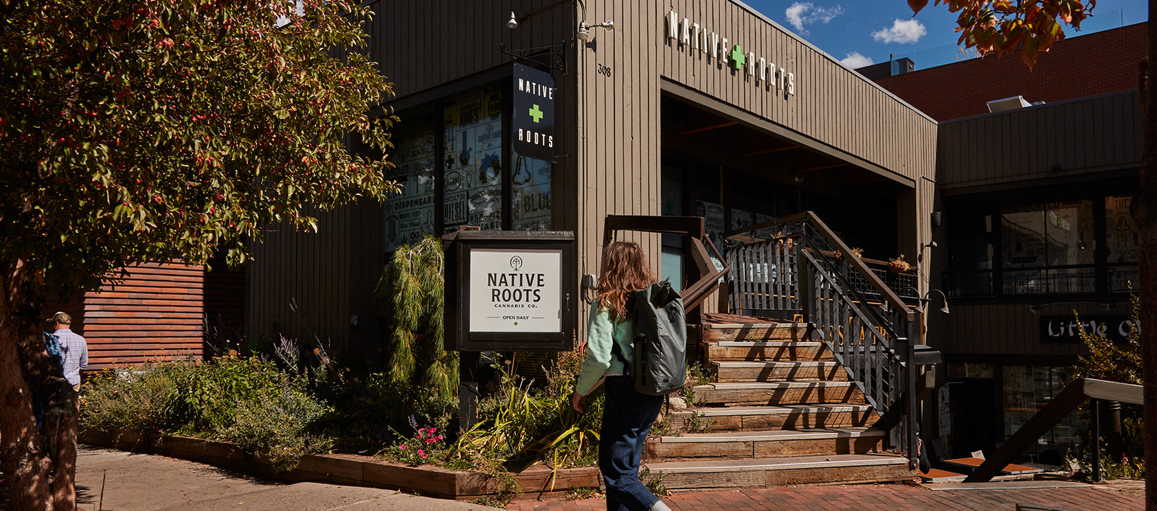 Native Roots Store Location