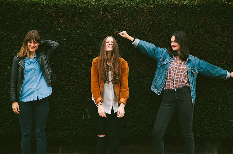 The Staves Play Leeds Beckett Student Union