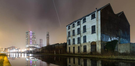 Leeds Waterfront Photography Competition