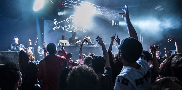 Red Bull Music Academy announce their own Secret Rave