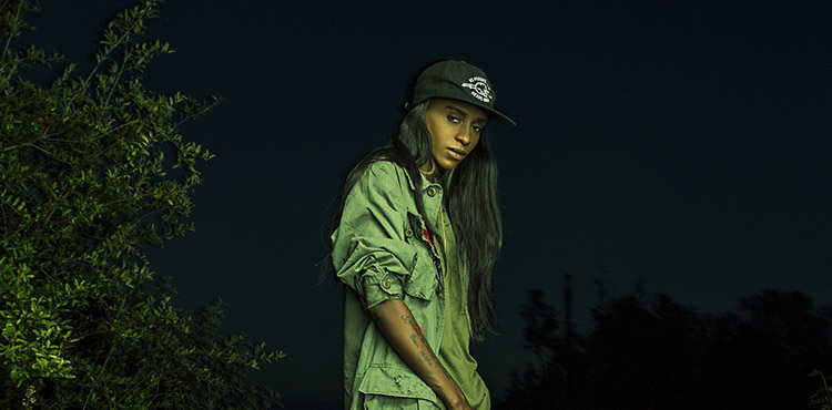 Preview: Angel Haze at Belgrave Music Hall