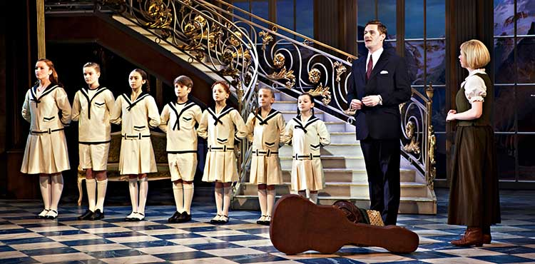 The Sound of Music at The Grand