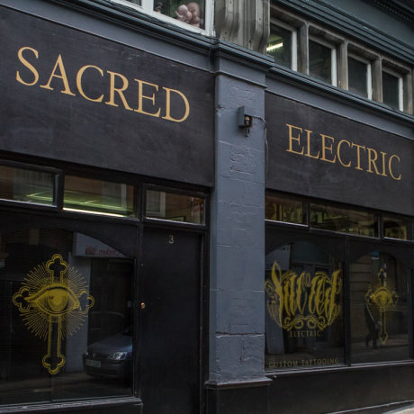 Sacred Electric