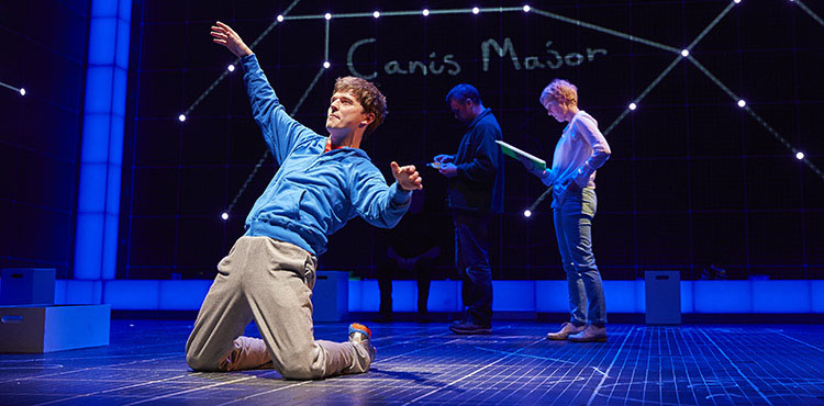 The Curious Incident of The Dog in The Nighttime at The Grand