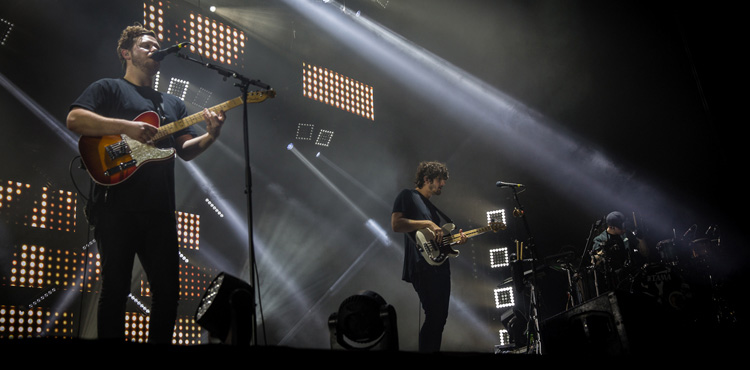 alt-J at First Direct Arena