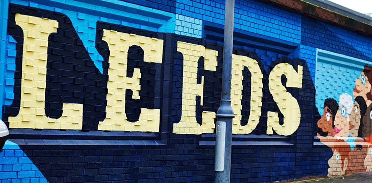 Hello and Welcome to Leeds! by Nathan Evans