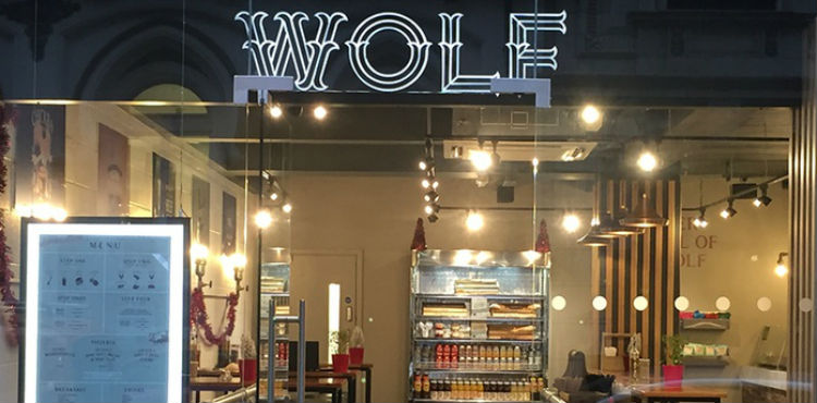 Welcoming Wolf Italian Street Food