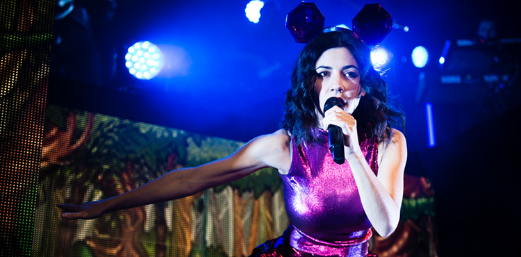 Review: Marina and the Diamonds at O2 Academy
