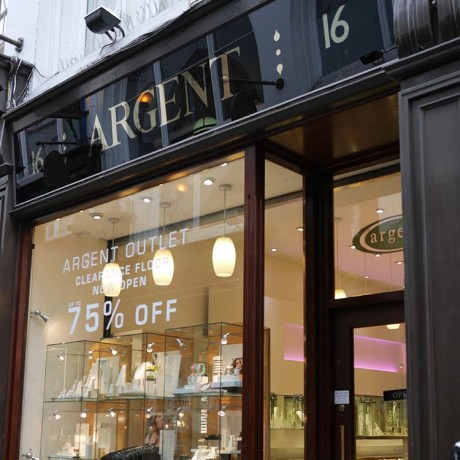 Argent Contemporary Jewellery Limited