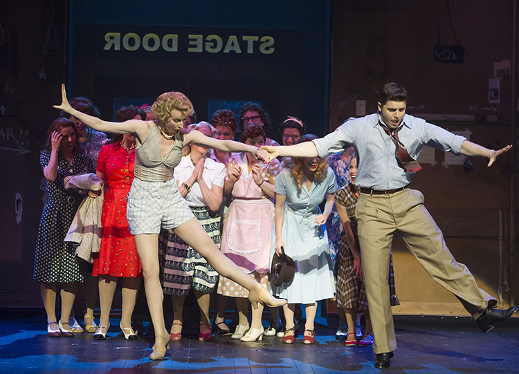 Opera North's Kiss Me Kate at Leeds Grand Theatre Article 1