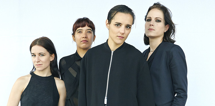 An interview with Savages