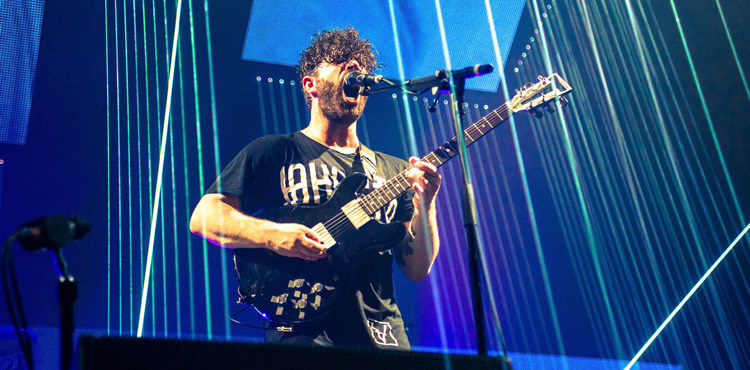Review: Foals at First Direct Arena