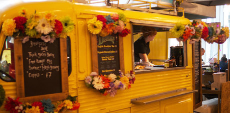 New September Street Food Traders at Trinity Kitchen