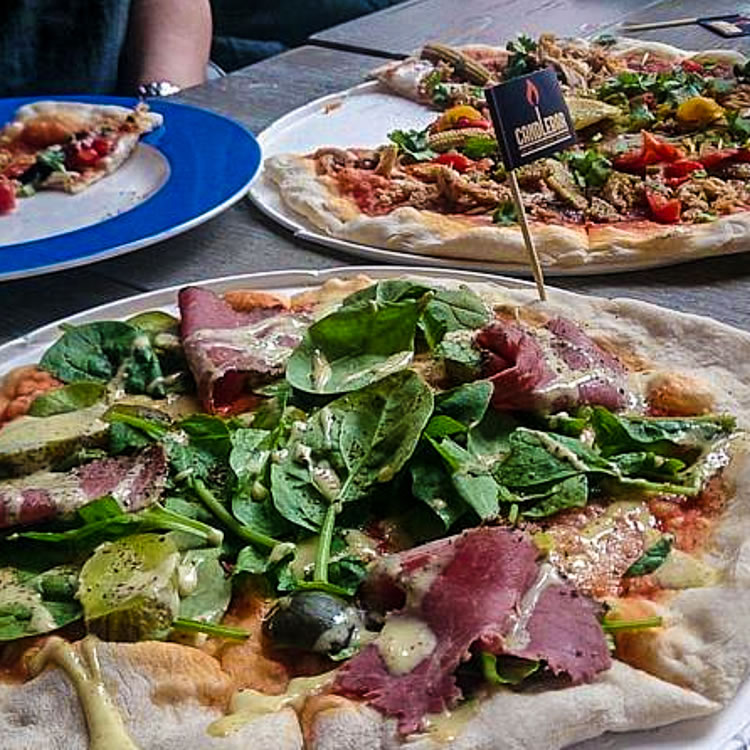 Proper Pizzas - Article