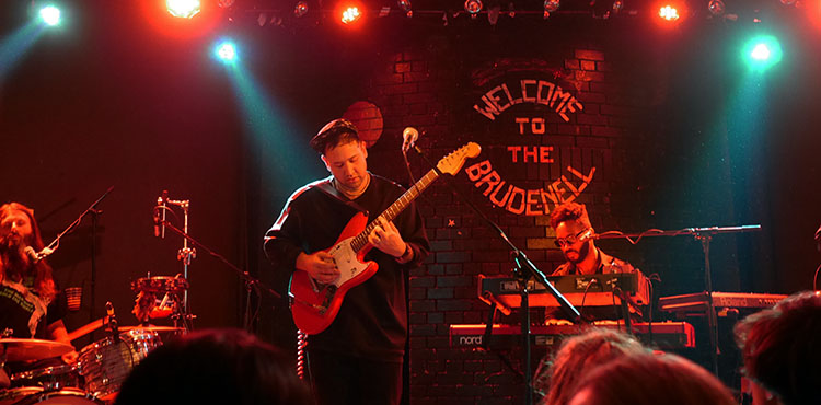 Unknown Mortal Orchestra at The Brudenell Social Club