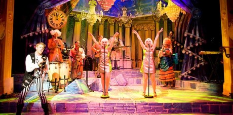 Rock 'N' Roll Panto Ticket Competition