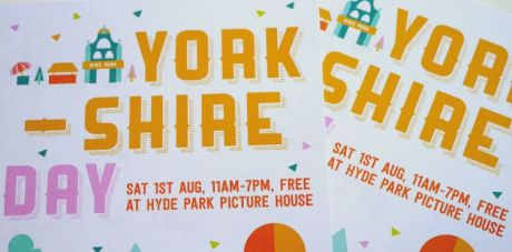 Yorkshire Day in the City
