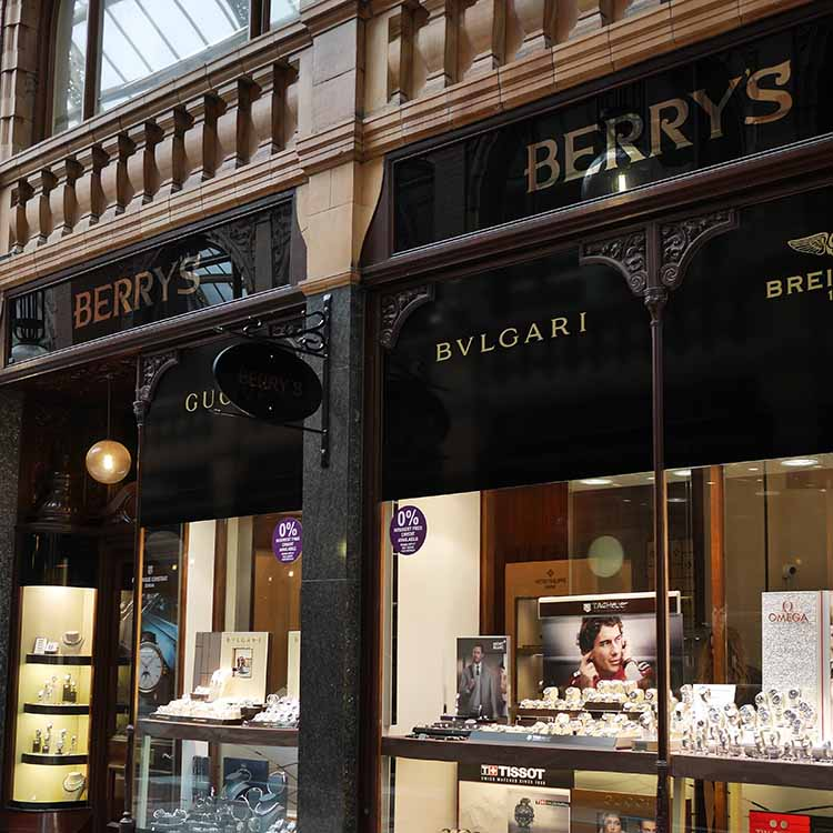 Berry's Jewellers Place