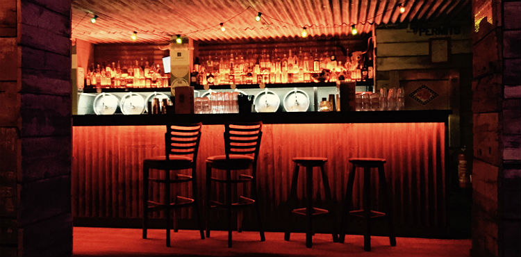 New to Merrion Street - Mean-Eyed Cat Bar launches