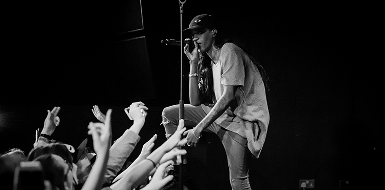 Review: Angel Haze at The Belgrave Music Hall