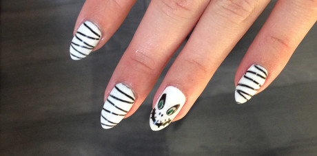 Get Spooky with Ragdoll Nails