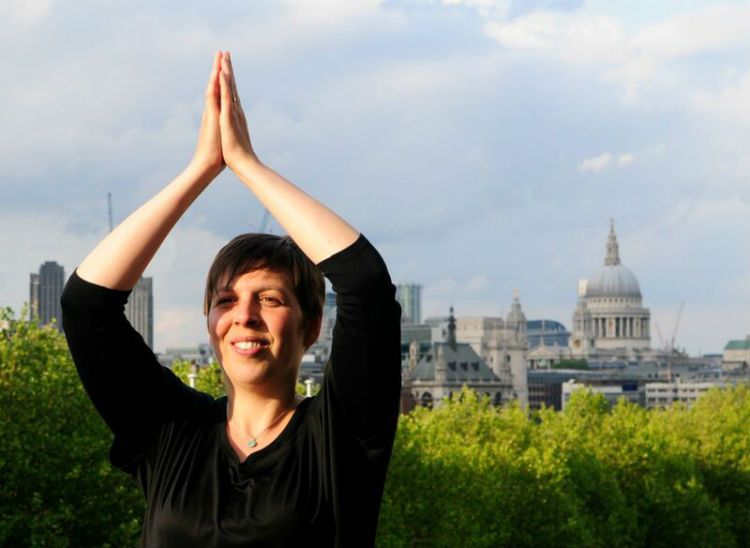 Get your Mojo Back at Yoga in the Yarden with Lucyoga - Article 2