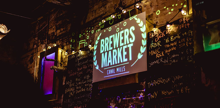 The Brewers Market at Canal Mills