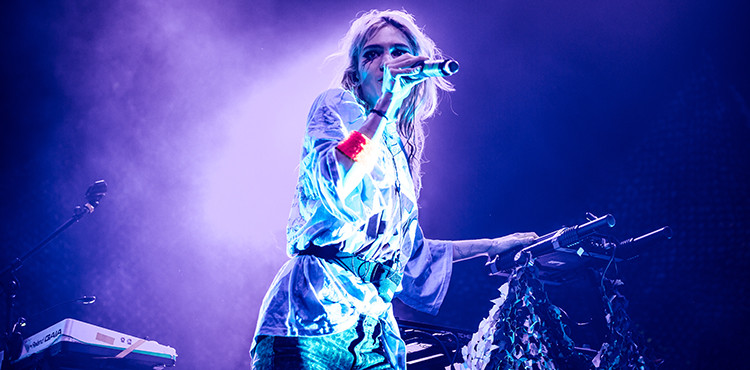 Review: Grimes at O2 Academy