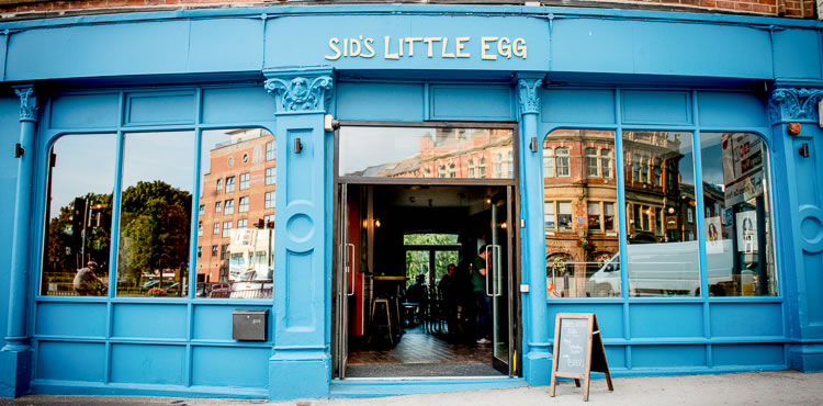 An eggcellent addition - Sid's Little Egg indie bar launches