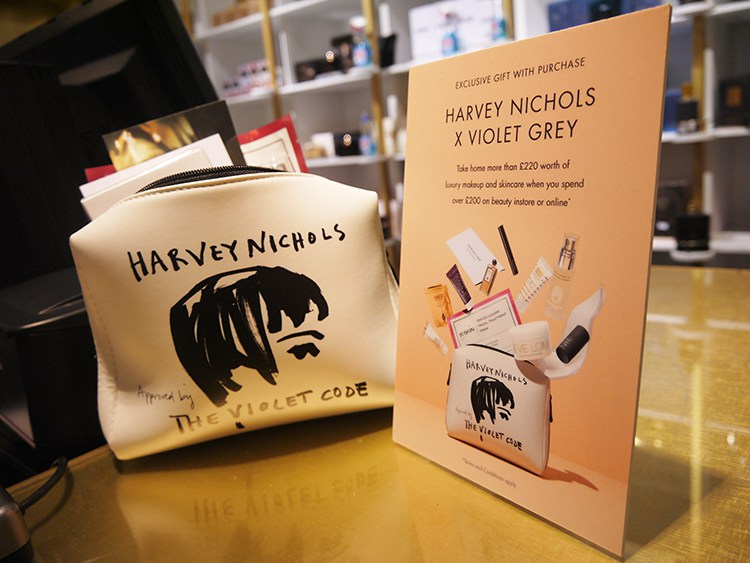 Harvey Nichols An Evening of Beauty - Article 1