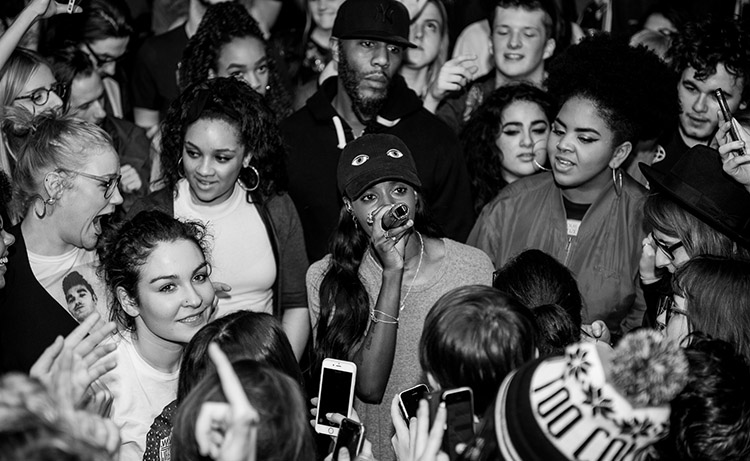 Review: Angel Haze at The Belgrave Music Hall Article 1