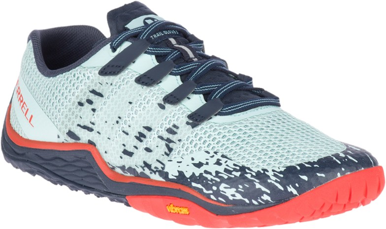 merrell vapor glove trail running shoes womens fl