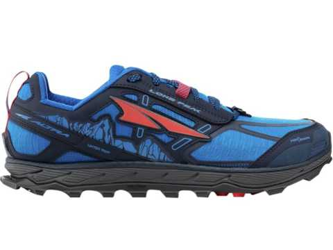 4bd4d87c3e The Lone Peak are an excellent trail shoe with a semi-broad construction  perfect for wider feet, including an anatomical foot shape and roomy toe  box.
