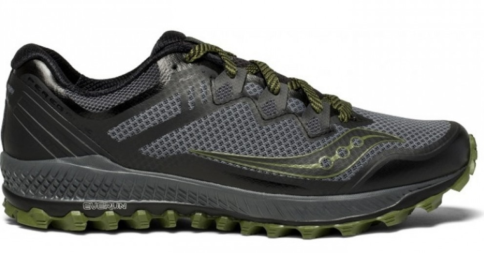 neutral cushioned trail running shoes